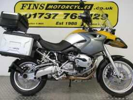 BMW R 1200GS, Fully loaded, Free service, Really Good example, 2005, New MOT