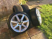 Winter Tyres for Mercedes Benz C class