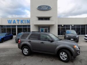 2011 Ford Escape XLT 4CYL.