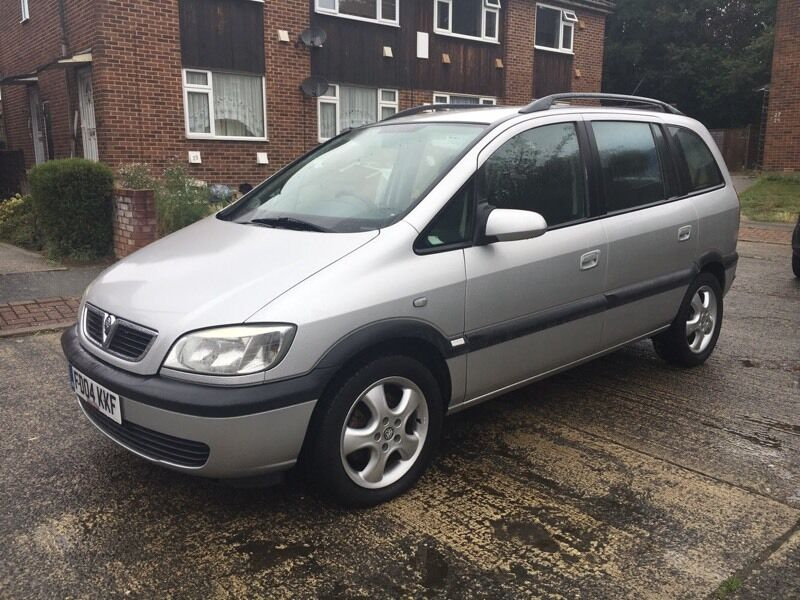 vauxhall zafira design 1 8 16v auto 2004 in sidcup london gumtree. Black Bedroom Furniture Sets. Home Design Ideas