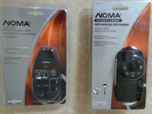 Outdoor Electrical Timers