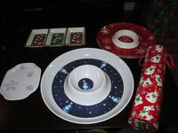 Christmas Trays for Sale