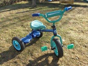 vélo/ tricycle / tricycle d'apprentissage