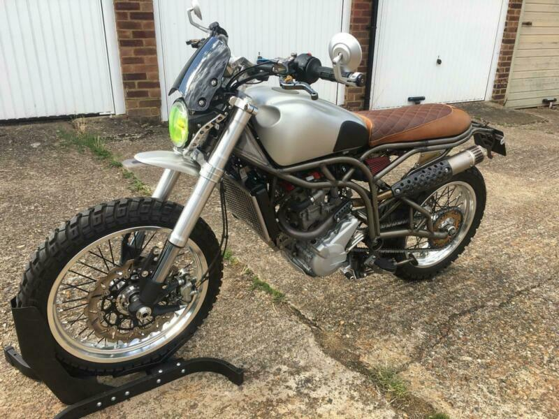 Collectible CCM SPITFIRE SCRAMBLER LIMITED EDITION STAGE1 TUNED OHLINS   in  Leatherhead, Surrey   Gumtree