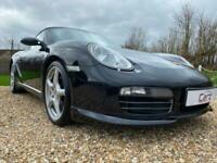 2008 Porsche Boxster 3.4 S Sport Edition 2dr Tiptronic S CONVERTIBLE Petrol Auto