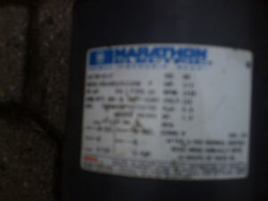 Marathon Electric Motor Stratford Kitchener Area image 2