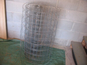 Wire Mesh Fencing and Fence Stakes