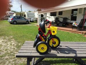 Vélo pour enfant à vendre