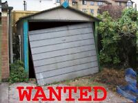 Garage wanted to buy in Thanet, any location, any condition