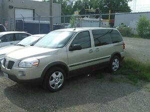 2007 Pontiac Other w/1SA Minivan, Van