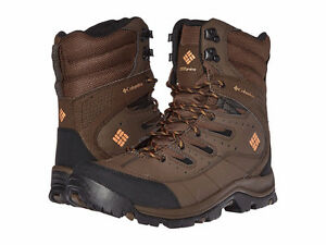 BRAND NEW BROWN COLUMBIA WATER PROOF Boots FOR   SALE