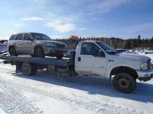 Towing Ford f-450 2004