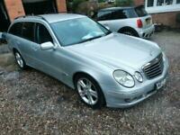 Mercedes-Benz E280 3.0TD CDI 7G-Tronic 2007 Avant-garde 104000 miles 7 SEATs