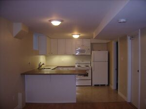LOWER LEVEL ONE BEDROOM - BOWMANVILLE