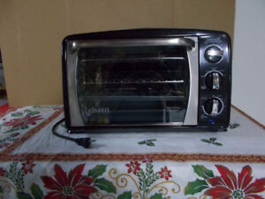 Bravetti convection oven and rotisserie