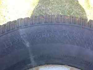 285 75 16 studded winter tires