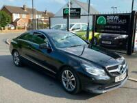 2013 Mercedes-Benz E Class E220 CDI SE 2dr 7G-Tronic COUPE Diesel Automatic