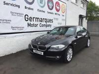 2011 61 BMW 5 SERIES 2.0 520D SE 4D AUTO DIESEL