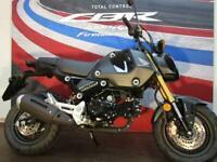 Honda MSX GROM 125