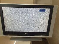 "LG Television 27"""