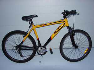 "Men's Raleigh ""Peak"" Mountain Bike"