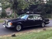 1996 P ROLLS-ROYCE SILVER SPUR MK4 FINAL EDITION SERIES 6.8 V8 LWB. LOW 36K. VER