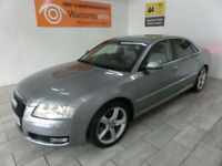 2009,Audi A8 3.0TDI auto quattro Sport***BUY FOR ONLY £52 PER WEEK***