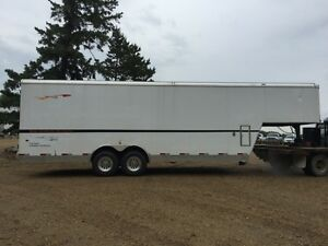 AGASSIZ (2015) EQUIPMENT/SERVICE TRAILER 31 FT.