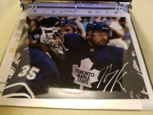 Nazem Kadri Toronto Maple Leafs SIGNED 8X10 Photo