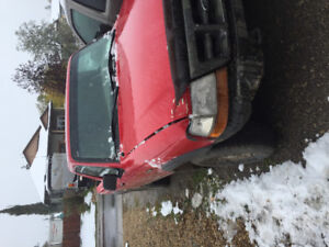 1998 Ford ranger (beater edition)