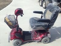 New 4- Wheel Scooter