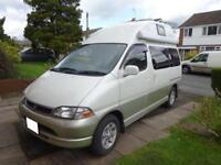 1997 Wellhouse Toyota Granvia Center Dinette Camper Van For Sale Ref 15202