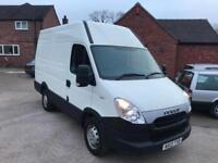 2013 Iveco Daily S Class 2.3TD 35S11V SWB L * ONLY 20,000 MILES *