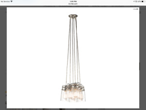 Kichler Lighting fixture