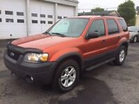 FORD ESCAPE 2007 XLT 2007 AUT FULL AWD MAGS