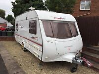 Touring Caravan For Sale Coachman Amara 5 Berth 2005 Motor Mover £5500
