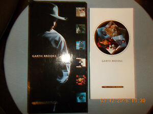 Garth Brooks The Limited Series 6 Disc set and 1 booklet