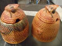 2 Artisan Honeypots
