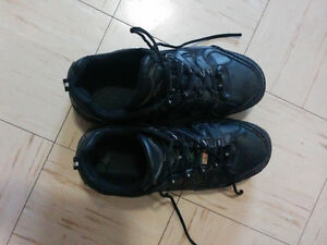 Steel Toe Work Shoes - Very Good Condition