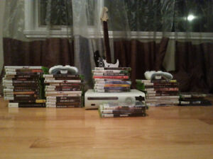 Xbox 360, Tons of Games and Accessories
