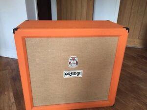 Cabinet orange ppc412, 240watts @ 16ohms
