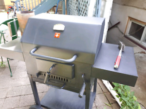 BBQ CHARCOAL and  FREE CHIMNEY and FREE CHARCOAL