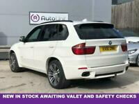 BMW X5 3.0 XDRIVE40D M SPORT + FULLY LOADED + NAV + PAN ROOF + HEATED SEA
