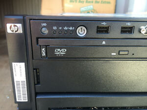 HP Proliant DL580 G5 Server, 64GB, with five hard drive