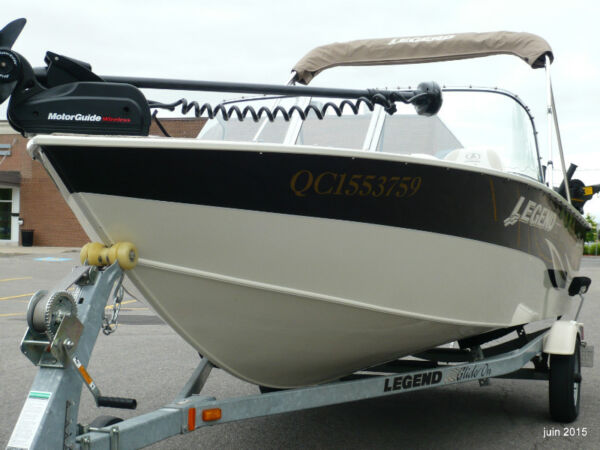 Used 2009 Legend Boats 16 Xtreme