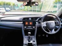 2017 Honda Civic Honda Civic 1.0 VTEC Turbo 129 SR 5dr Hatchback Petrol Manual