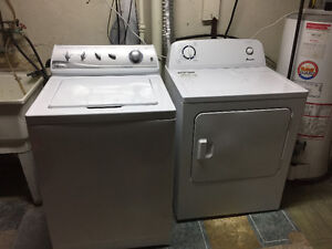 Washer and dryer for sale! Cambridge Kitchener Area image 1