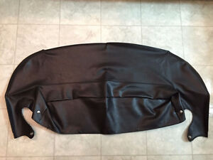 Miata top boot cover