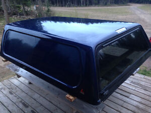 Leer Truck Canopy for Ford F150