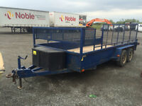Landscape, Float Trailers, and more at Auction